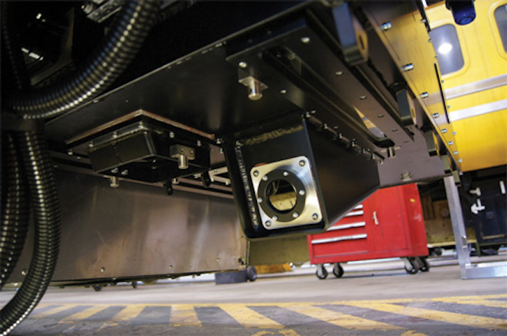 Vision helps spot failures on the rail   Vision Systems Design