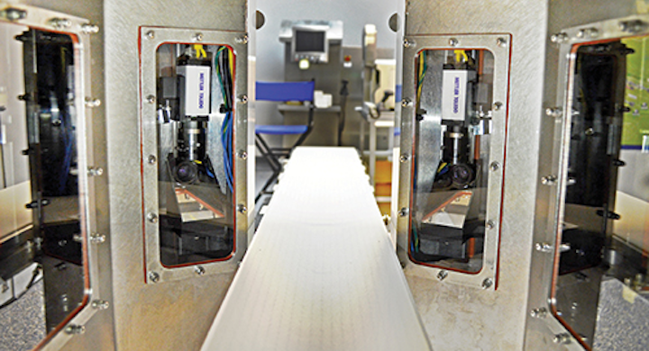 Industrial Automation: Multiple camera system inspects print
