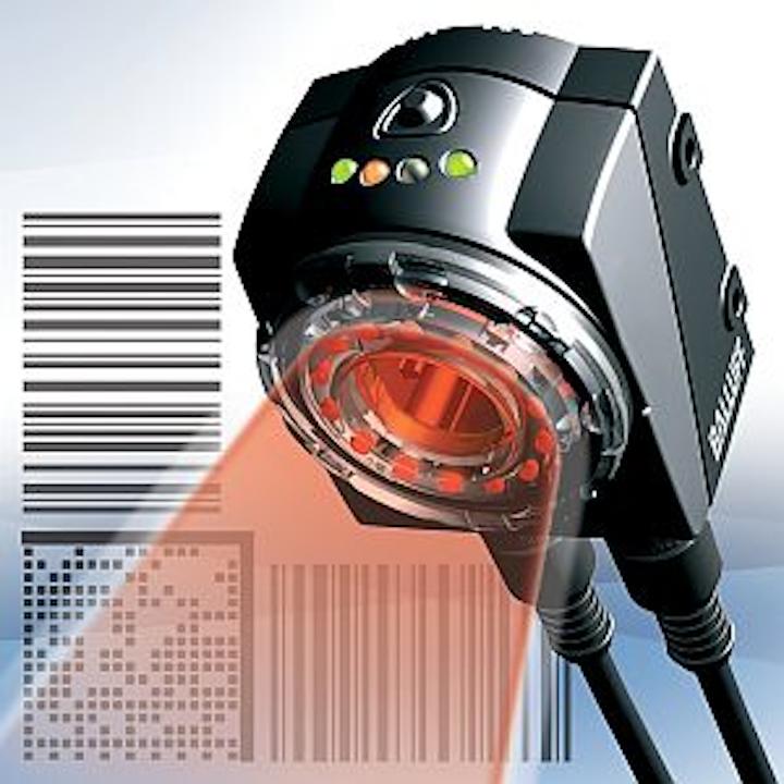 Balluff vision sensor checks multiple codes | Vision Systems Design