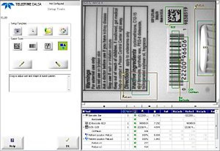 Teledyne DALSA BOA IDR ID reader