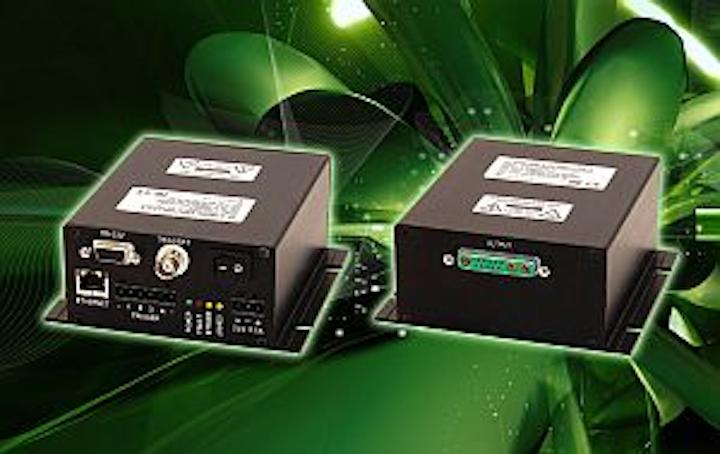 Smartek LED Strobe Controller SC series from Framos