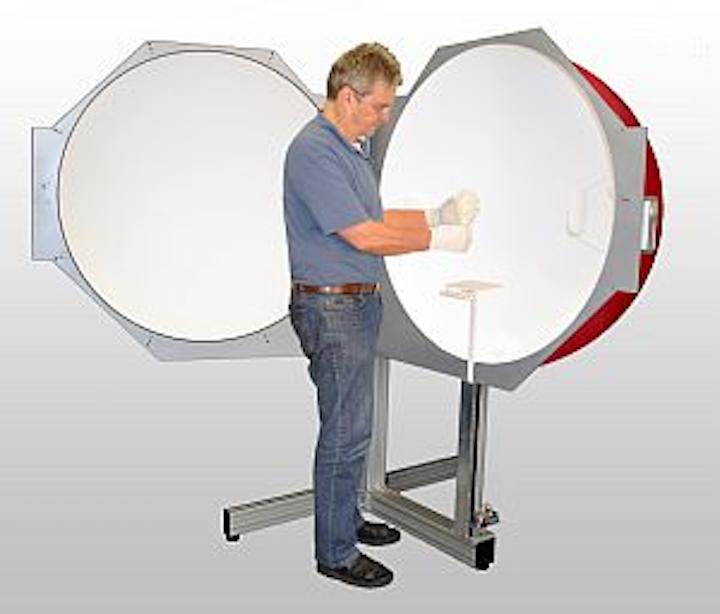 Gigahertz-Optik ISD-100HF-V01 integrating sphere