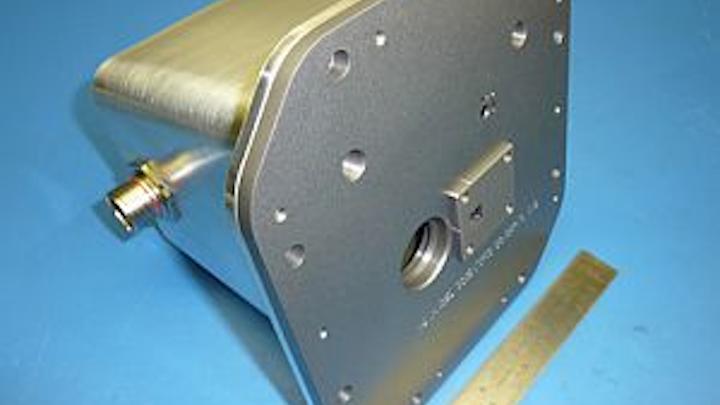 Advanced Scientific Concepts DragonEye 3-D flash lidar camera