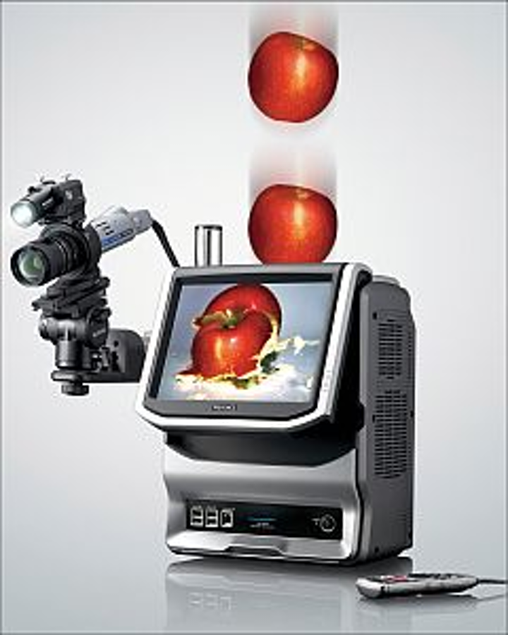 Keyence VW-9000 high-speed microscope