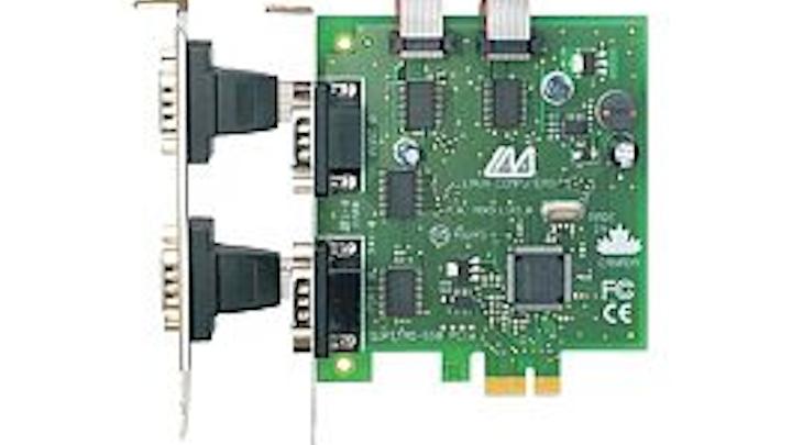 LAVA Computer MFG Inc. Quattro-PCIe serial card