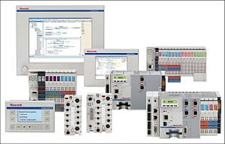 Bosch Rexroth IndraLogic PLC provides multiple machine control