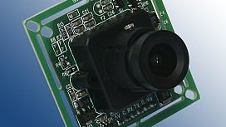 Saelig Company C429-RS232 video camera module