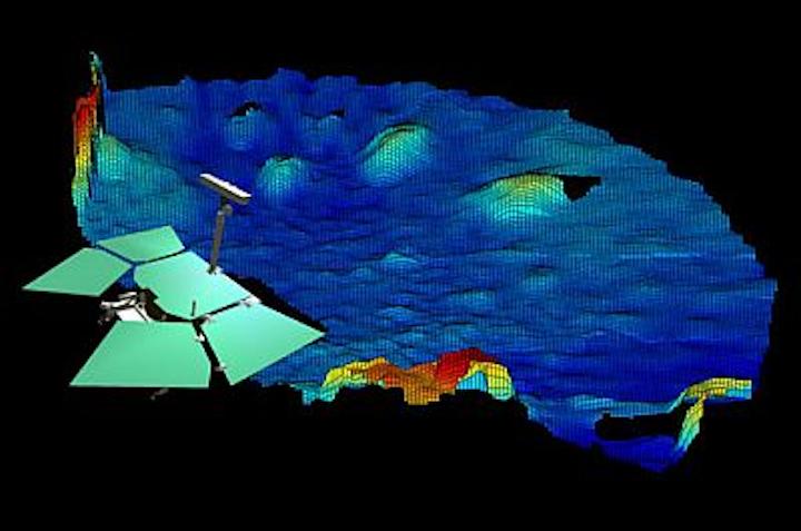 3-D imaging helps Bruno rover navigate Mars