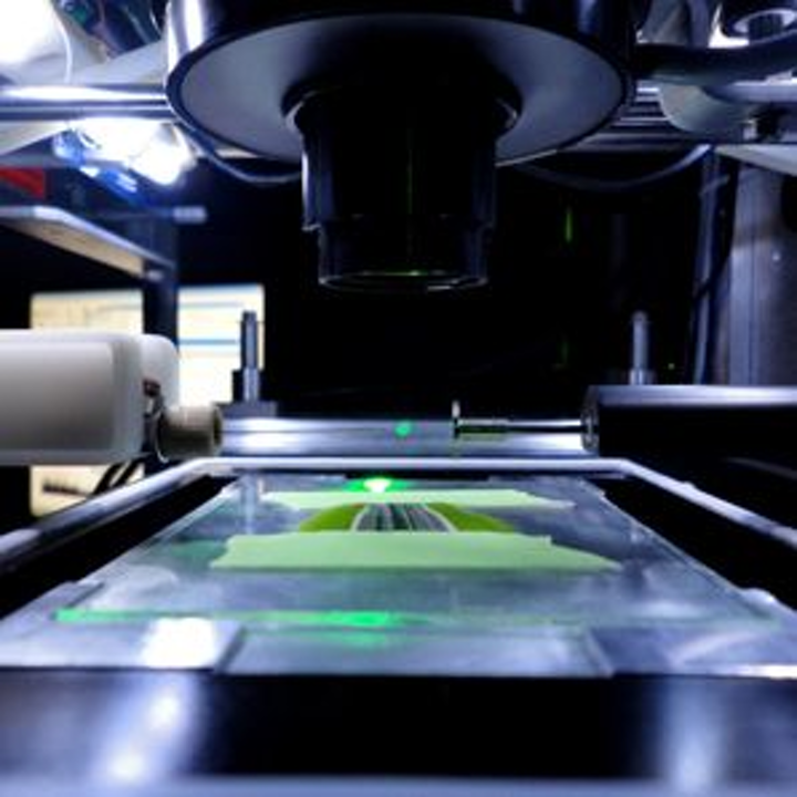 Faster spectrometry technique images biomolecules in 3-D (LAESI-MS)