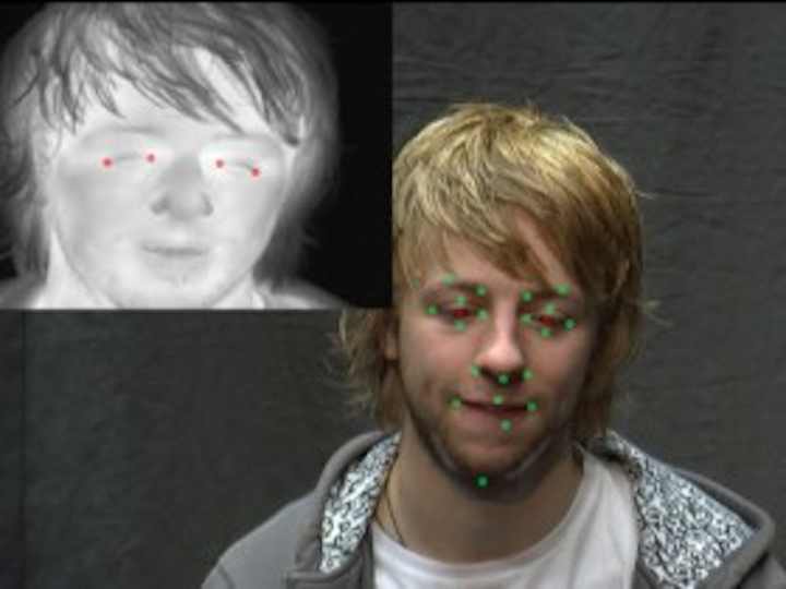 A UK academic is developing a noninvasive lie detection system based on the analysis of facial images using video and infrared cameras.