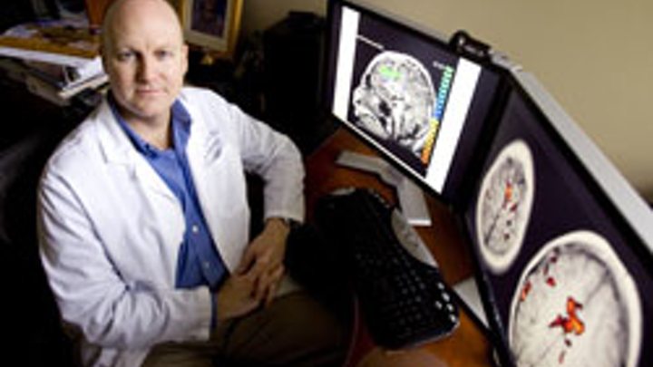 Dr. Sean Mackey of the Stanford University School of Medicine is researching a functional MRI technique that may help in communicating patients' pain levels