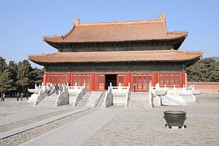 Scottish team to capture 3-D images of Chinese tombs