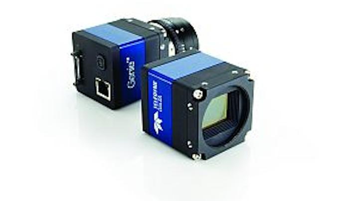 Teledyne DALSA Genie TS GigE Vision cameras