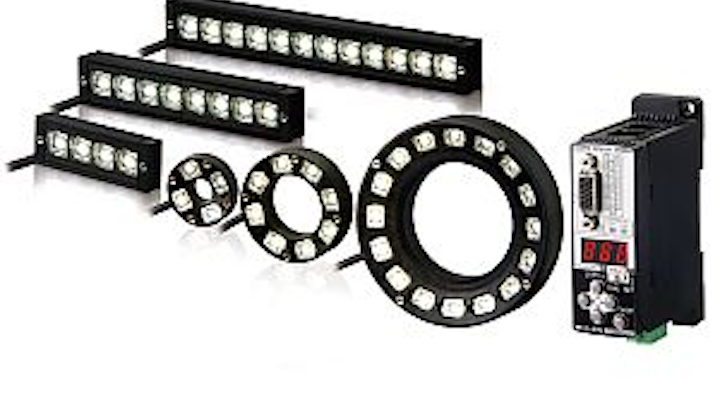Omron ODR FL Series illumination devices
