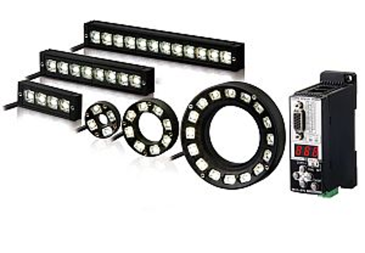 Omron ODR FL Series illumination devices