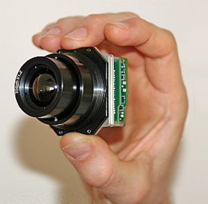 Thermoteknix MicroCAM thermal imager