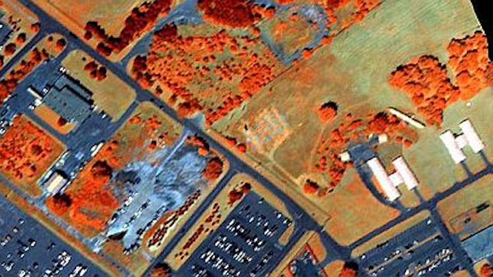 Hyperspectral imaging research by NRC may be able to find missing persons in graves