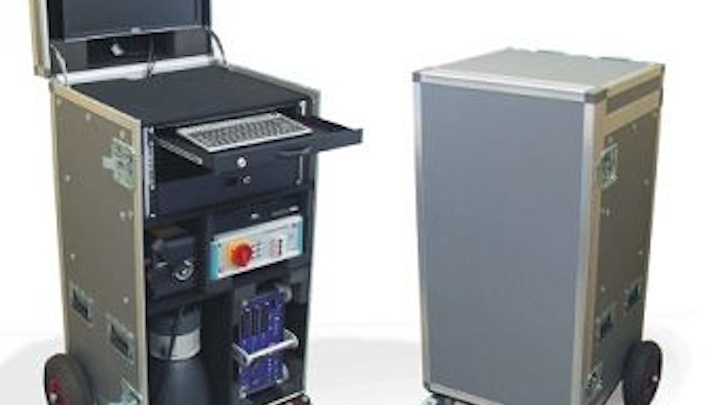 NASA orders a flash-infrared system for nondestructive test from MoviTherm