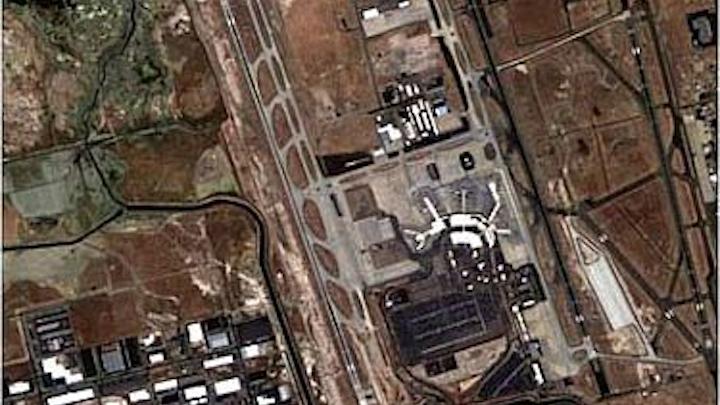 Nigerian satellite captures high-res images of Salt Lake City