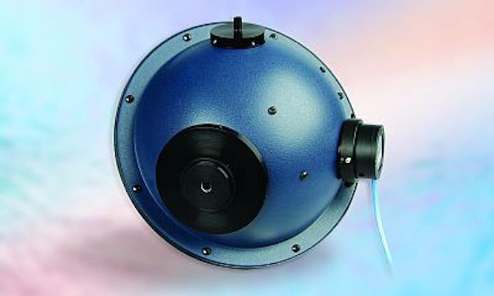 Newport Corp. Models 819C and 819D integrating spheres
