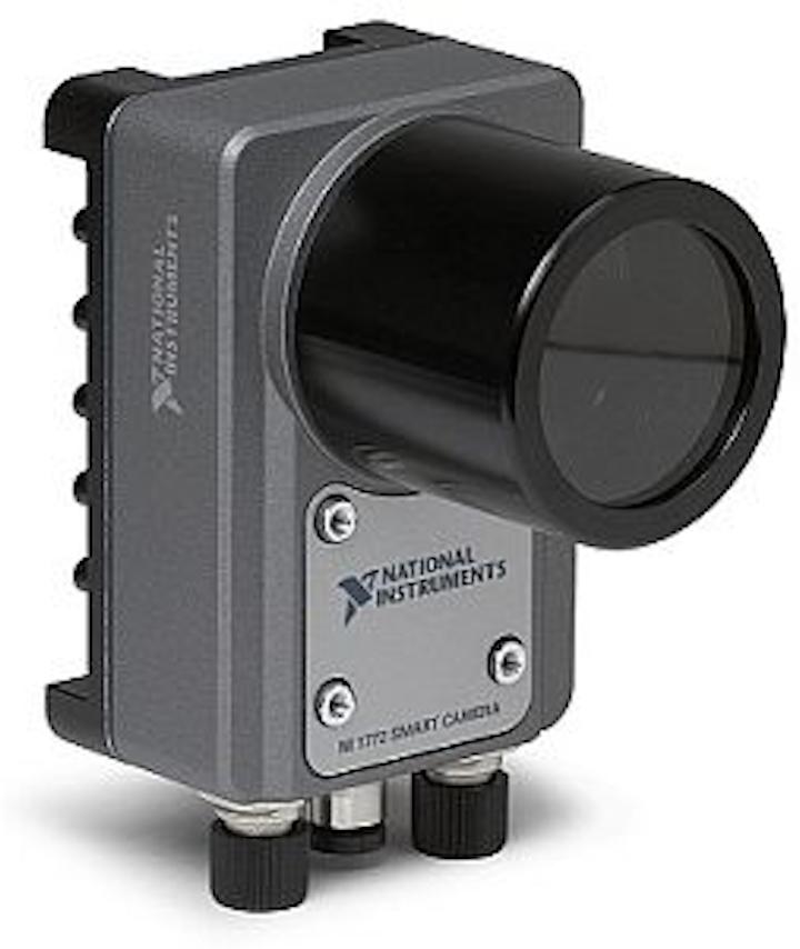 National Instruments NI 17xx smart cameras