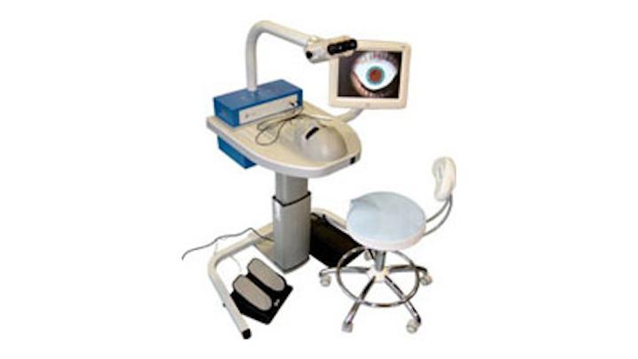 VRmagic develops Eyesi FPGA-based camera and microscopy system for eye surgery simulation