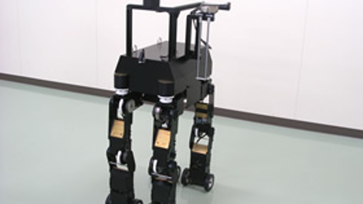 NSK develops service robot that may provide an alternative to wheelchairs and service dogs