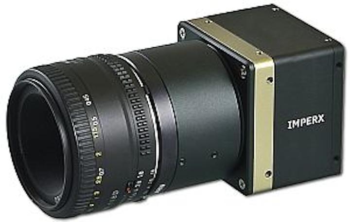 Imperx B6620 GigE and Camera Link cameras