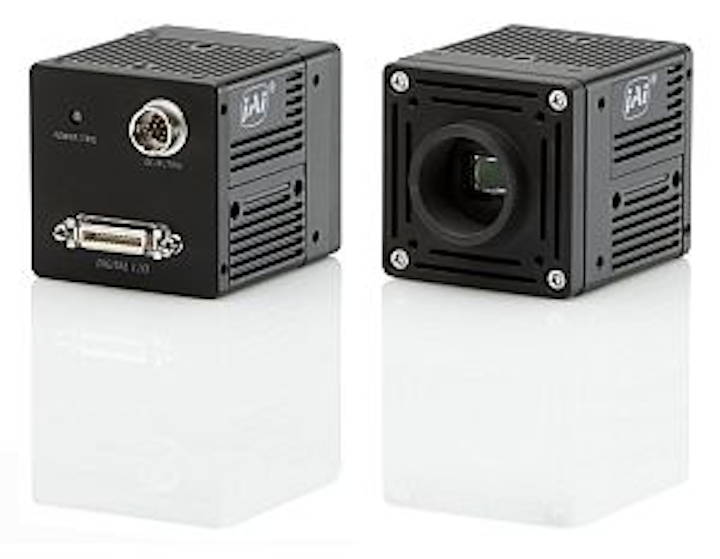 JAI AM-200CL (monochrome) and AB-200CL (color) cameras