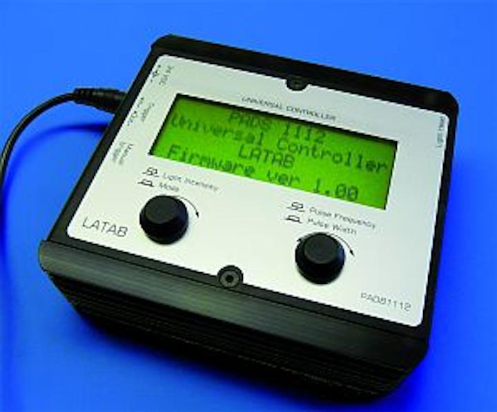 LATAB LED lighting controller
