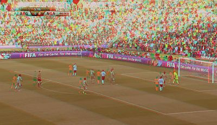 A team from ETH Zurich and Disney Research Zurich developed a system that can automotically create high-quality stereoscopic video from monoscopic footage of field-based sports events