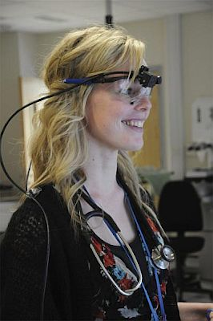 A team of researchers has devised a gaze training program that helps novices develop their surgical skills by mimicking eye movements of experts