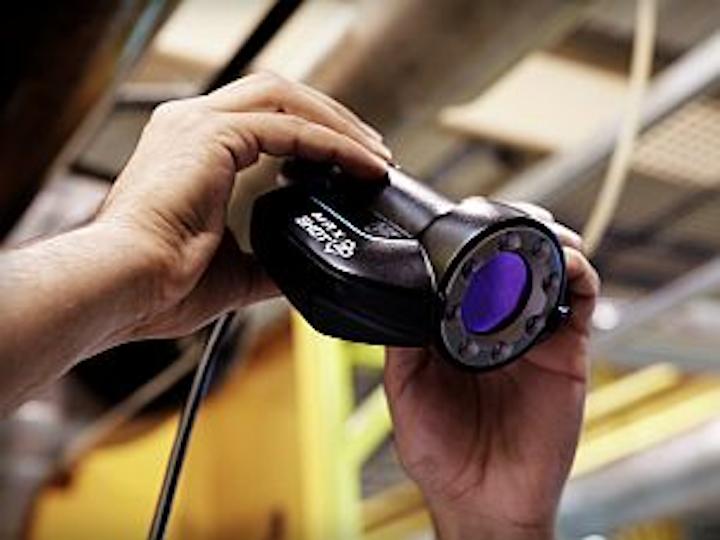 Creaform MaxSHOT 3-D optical coordinate measurement system