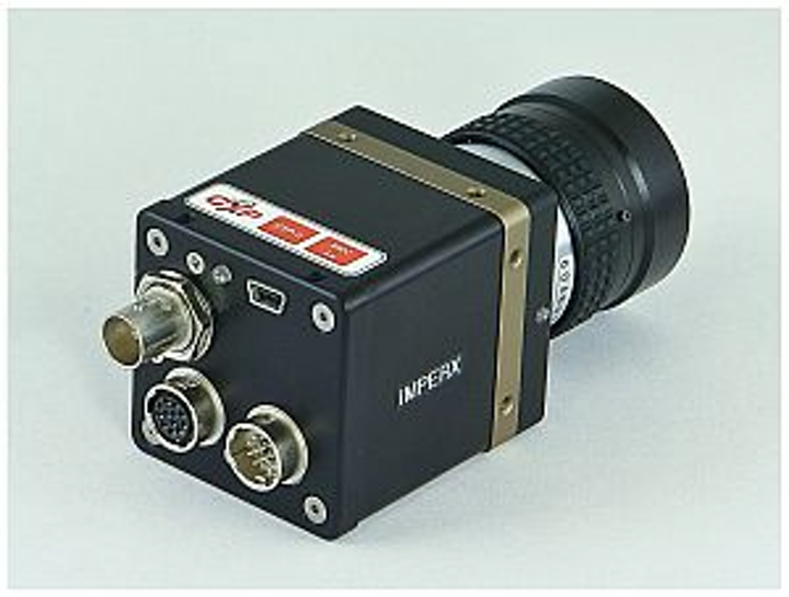 Imperx ICX CoaXPress cameras