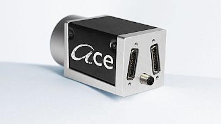 Basler ace series acA2000-340km/kc and acA2040-180km/kc ace area-scan cameras