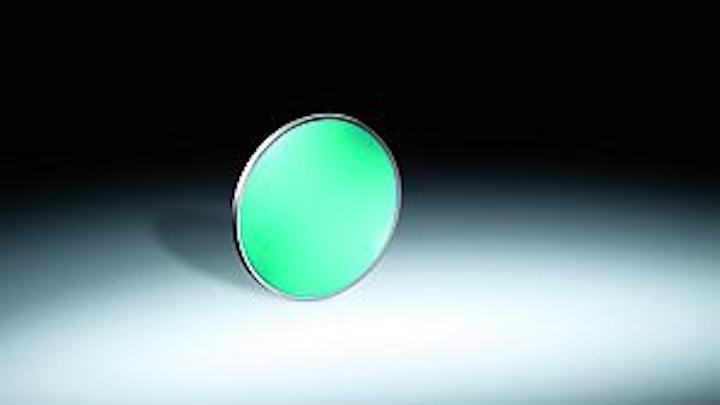Edmund Optics infrared (IR) bandpass filter