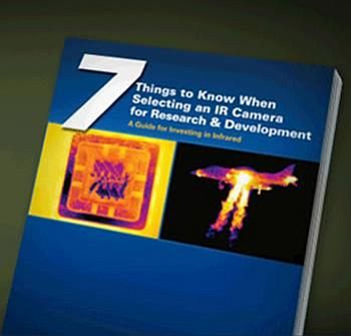 FLIR Advanced Thermal Solutions Guide to Selecting an IR Camera for R&D Applications