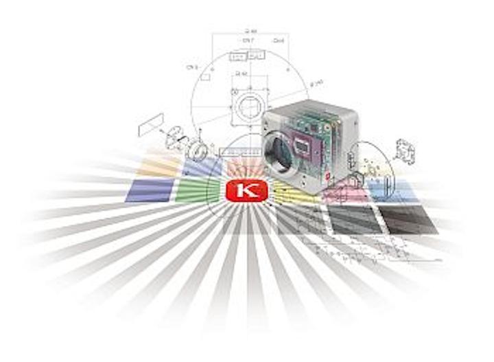 Kappa optronics CMOS camera platform