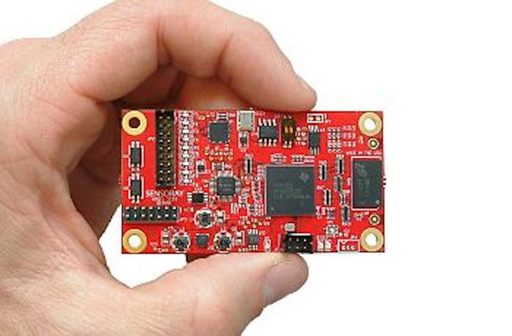 Sensoray Model 2253 USB audio/video codec