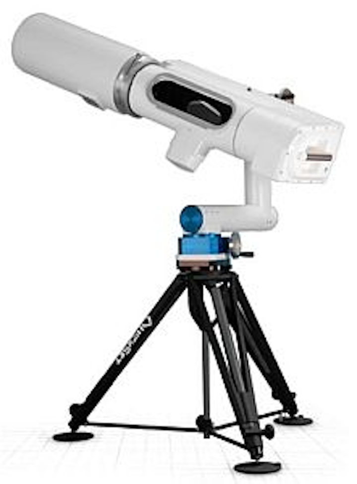 Specialised Imaging Trajectory Tracker 2 video tracking system