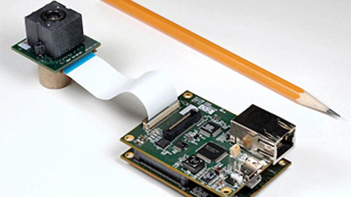 Smart camera development kit from D3 Engineering