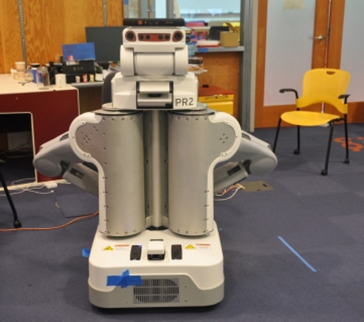 MIT robot uses Microsoft's Kinect to navigate through its surroundings