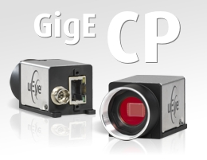 IDS Imaging's uEye CP 5240 model GigE camera offers multiple AOIs