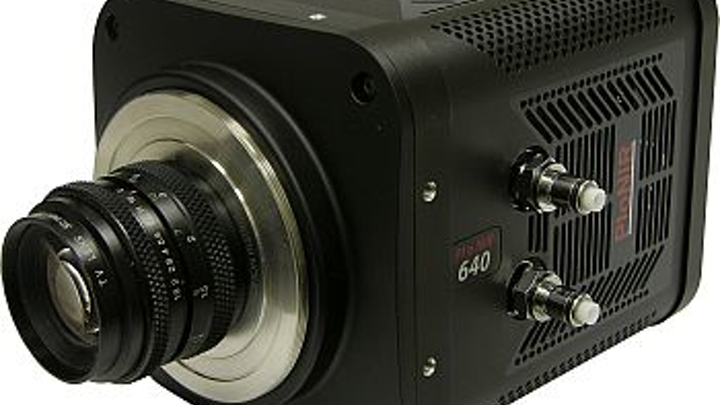 Princeton Instruments PIoNIR:640 scientific-grade camera