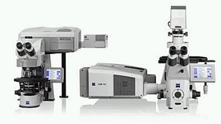 Carl Zeiss Microscopy LSM 780 confocal laser scanning microscope