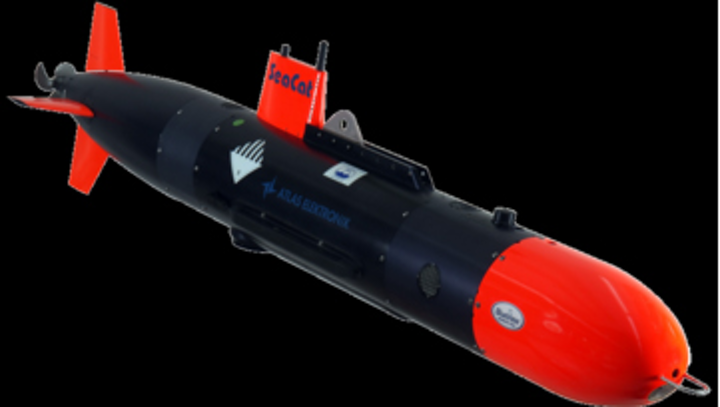 Robotic torpedo inspects German water tunnel