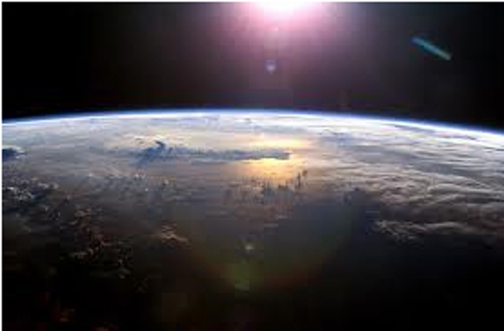 High definition views of Earth streamed from space