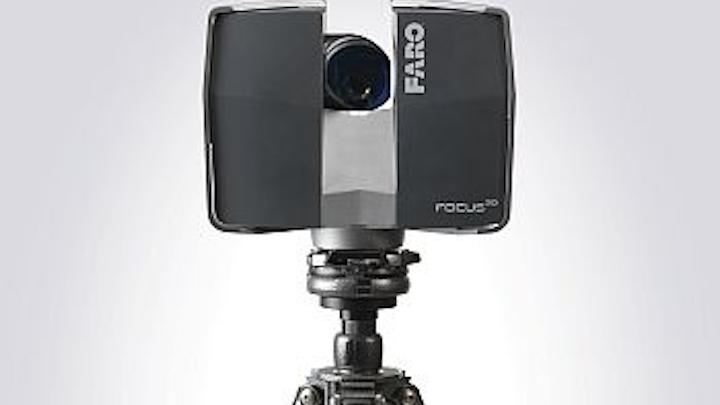 Faro Technologies Focus3D laser scanner