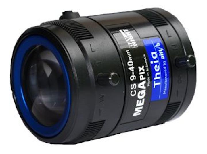 Theia Technologies P-iris SL940 telephoto lens