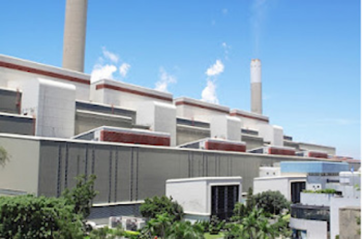Scanners help detect interference in coal-fired power plant